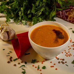 Supa crema de linte 400ml