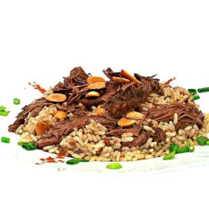 Oriental Rice with Mutton – 350 g