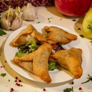 Sambusek cu spanac – 150g