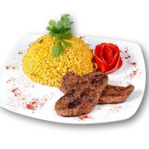 Burgul with Kafta – 350 g
