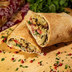 Falafel Sandwich – 350 g
