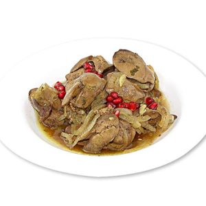 Liver With Pomegranate Sauce 300 g