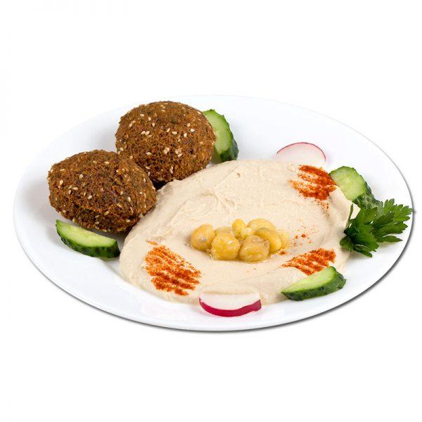 Hummus cu Falafel 200g