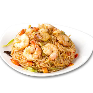 Rice with shrimp and saffron 400g