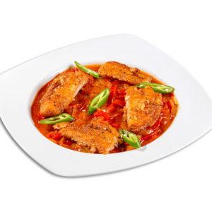 Hot Fish 350g