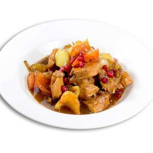 Chicken In pomegranate Sauce 350G