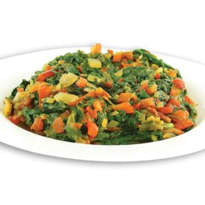 Spinach With Vegetables 250 g