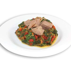 Spinach Beef 350 g