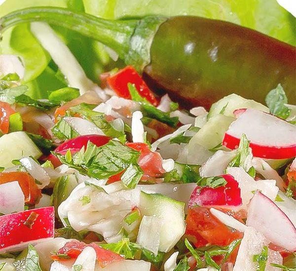 Salata Mix – 200g