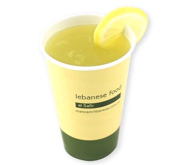 Limonada libaneza cu mentă 300ml