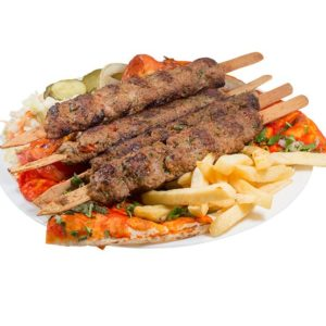 Kafta on plate – 450 g