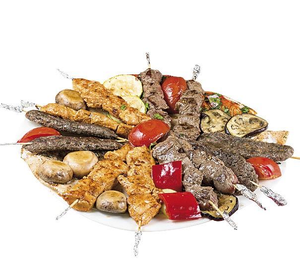 Meniu Grill Libanez 900g