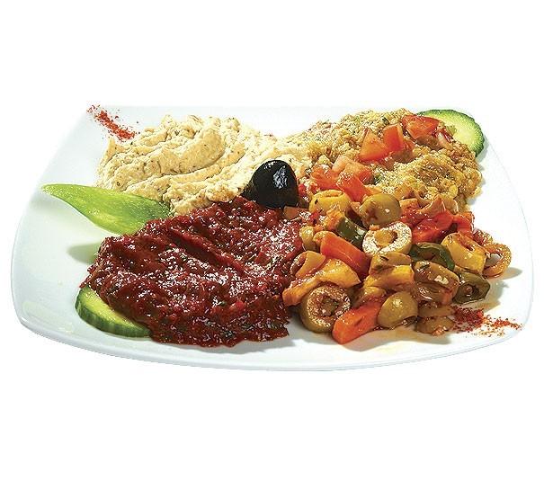 Meniu libanez 4 Aperitive reci – 400 g