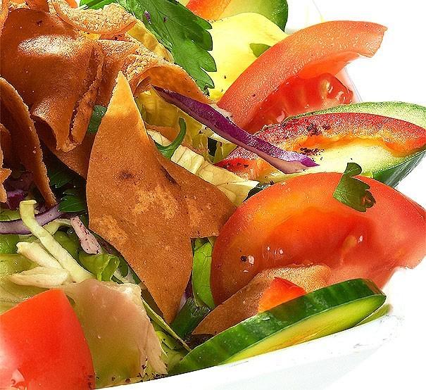 Salata Fatoush - 350 g