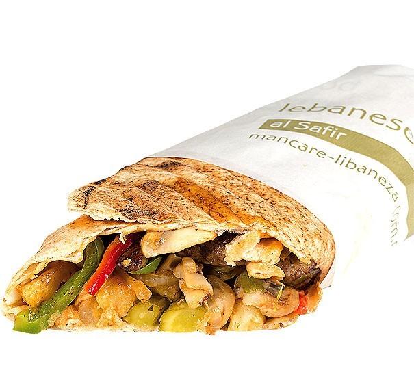 Sandwich alSafir vita - 350 g