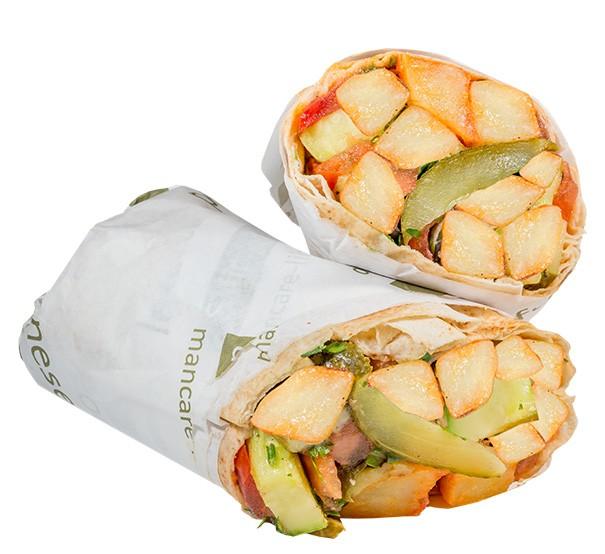 Sandwich cu cartof picant 350g