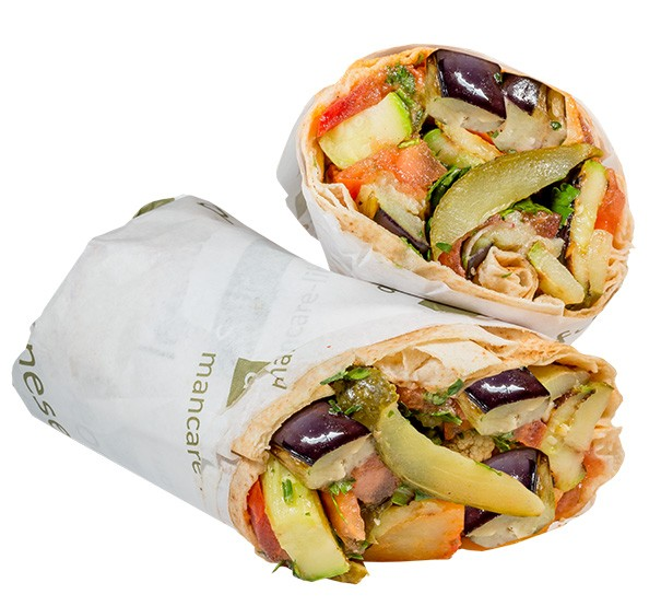 Sandwich with vegetables 350g